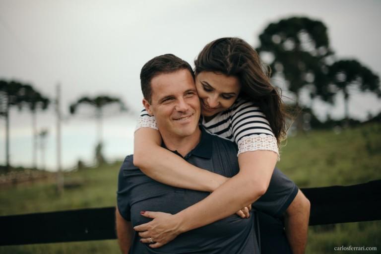 Ensaio Pré-Casamento – Juliane e Juliano – Parque das Cascatas – Lajeado Grande