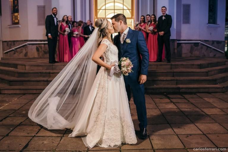 Casamento em Carlos Barbosa: Andréia e Joelcio