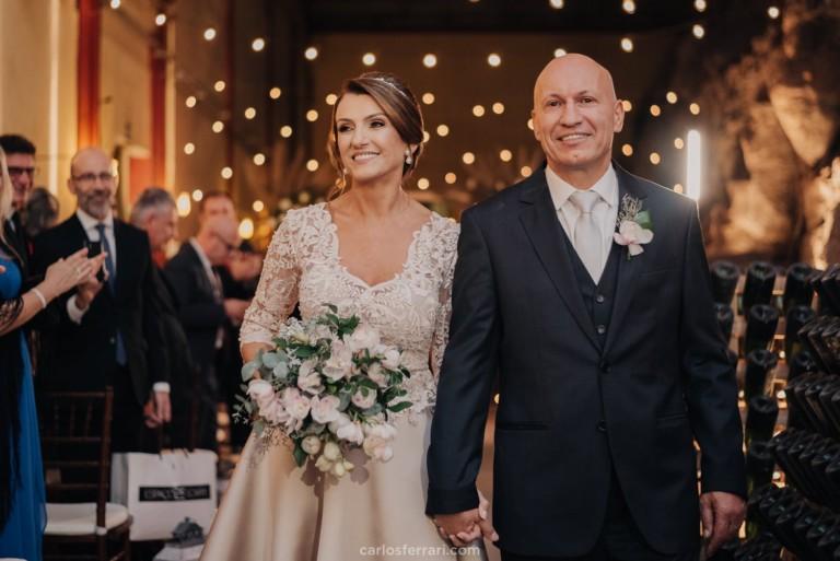 Casamento no Vale dos Vinhedos: Gilmar e Ladi – Vinícola Marco Luigi