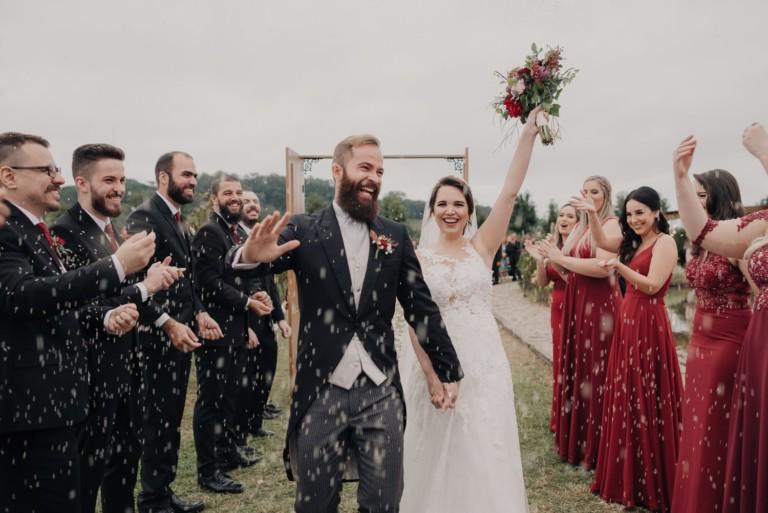 Destination Wedding na Serra Gaúcha: Cris e Nicoli – Vinícola Lovara