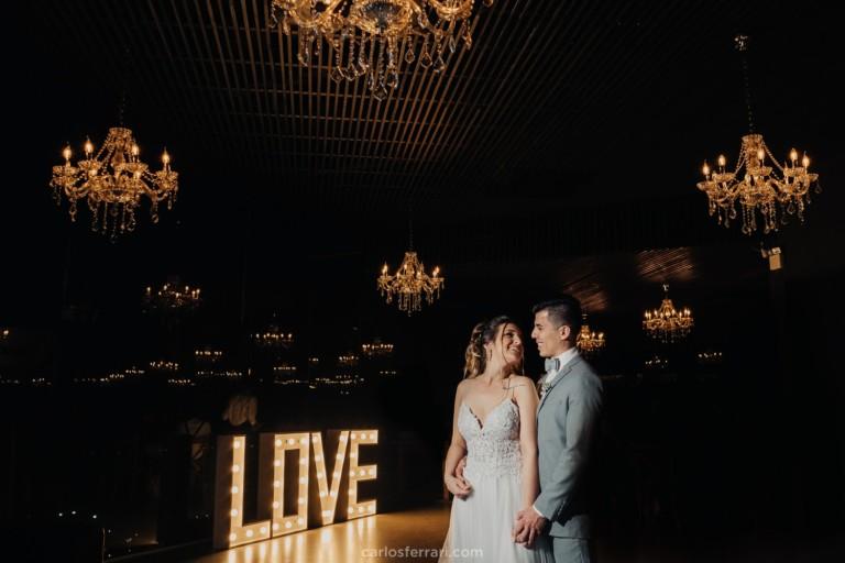 Casamento em Florianópolis: Stéphanie e Djeison – Indaiá Eventos