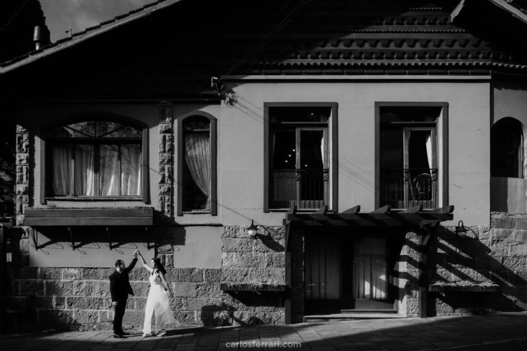 Ensaio de Casal em Gramado: Renata e Renato
